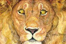 Il leone e il topo - Esopo