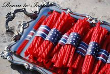 Holidays--4th of July / 4th of July -- diy -- decor -- party -- summer -- printable -- recipes