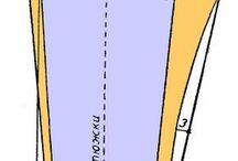 pantolon kalıbi
