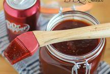 Sauces,dressings,marinaded / by Pamela Richardson