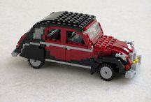 LEGO Citroen