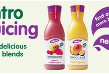 Innocent Drinks / My Favourite FMCG Brand. Why?  Because they Just Get it! / by Omar Kattan