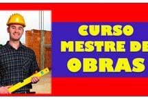 VIDEOS / CURSO DE MESTRE DE OBRAS