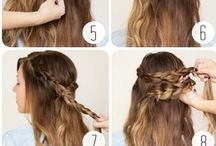 Hairstyles / Hairstyles that I like