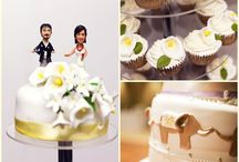 Wedding Cakes by Marry me in Spain / All pictures of this board are of weddings organized by Marry me in Spain.