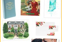 1st Wedding Anniversary Gifts / by Kelly-Ann Krawchuk