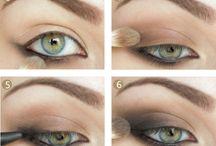 hair, make up and nails / Czyli to co kobieta lubi najbardziej :)
