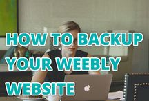 Weebly Website / Showcases top weebly websites, weebly experts for hire and weebly tutorials