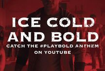 #PLAYBOLD / 1.2 Billion fans have a message for the unstoppable Virat Kohli and the immovable MS Dhoni: To Keep up their current brand of insanely fearless game. And Royal Challenge Sports Drink, with a bold new anthem, is helping them get their war cry heard: #PlayBold, Visit: www.liveinstyle.com/play-bold