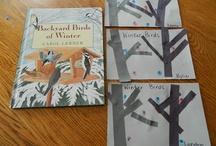 winter birds / by Laura Steffey