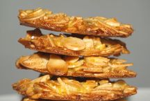 biscuiți florentini cu migdale
