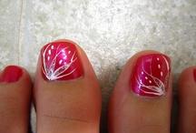 Beauty~Pedicures/Manicures / by Bobbie Sue