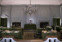 Colonial Fireplace / Colonial Fireplace