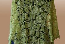 Big Lace Shawls