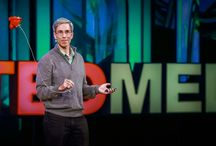 TED talks - Science, education and science communication / TED talks (and articles) related to science, science education and science communication