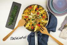 Hauptspeisen / Mehr Rezepte gibt's auf www.vegavita.at