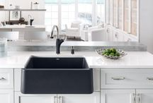 KITCHEN SINKS :: Prep & Clean Up Solutions / Kitchen sinks that get the job done in a wide range of styles and configurations