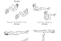 Abs workout routines