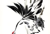 Chinese Ink Art