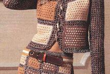 костюмы.вязание