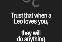 | Sun Signs: Leo ⋆ |