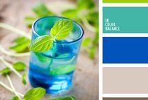 Вдохновение природой(сочетание цвета) / Посмотрите как красива наша природа !Как сказочно она (и фотошоп))) подбирает цвета и оттенки!