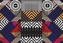 Digital print oriental