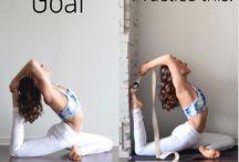 Yoga goal