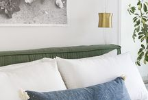 bedding,headboard