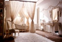 Master Bathroom / by Crystal O'Morrow