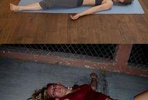 Alcohol y yoga / Alcohol and yoga Alkohol und Yoga L'alcool et le yoga