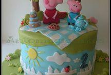 τούρτα ζαχαροπαστα!!!