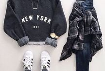 Cute outfits / Go shopping
