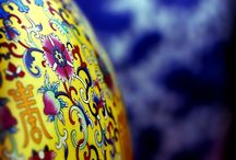 chinese porcelain / by Beverley Ross