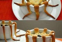 Creative food ideas / Creative arty food