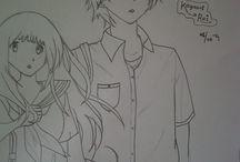 Me Draw^^