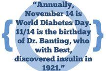 World Diabetes Day Galore / by Barbara Platt (Barbara's Beat)