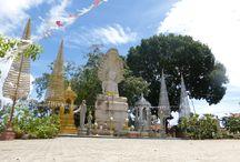 Cambodge / Phnom Penh, Siem Reap, Udong, Angkor Wat, Sihanoukville, Otres, Mékong, Tonle Sap...