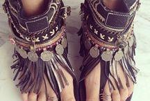 I  los zapatos