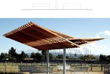 Urban Design |  Landscape & Landscape Furniture