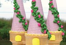 festas Rapunzel