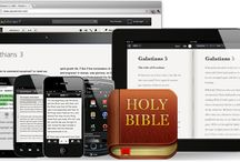 Bible Apps / by The Big Bible Project