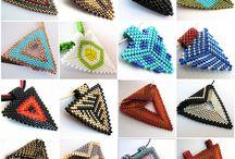 peyote les triangles