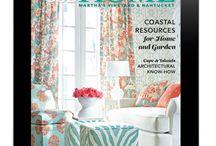 Cape Cod Home Magazine / Cape Cod HOME magazine / by Cape Cod Life & Home