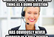 Retail and Call centre Humour