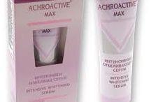 Achroactive Max / Lekelerin giderilmesine yardımcı, yeni leke oluşumunu engelleyen soymadan nazikçe temizleyen leke bakım kremi .Achroactive Max' ürünlerini http://www.narecza.com/Achroactive-Max,LA_4663-3.html#labels=4663-3 adresinden inceleyebilirsiniz