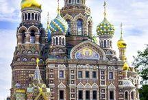 Rusia / Uno de los países dónde más personas utilizan los productos Periche Profesional. La cuna de grandes artistas.