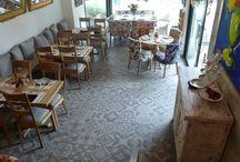 Gredos / Armatile's Gredos Range of tiles.