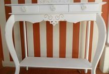 possíveis projetos / Objetos, móveis e artigos para decoração da casa