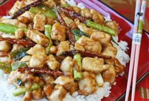 Food - Chinese / by Paige Bell